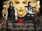 The Brothers Grimm - British Movie Poster (xs thumbnail)