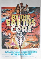 At the Earth's Core - New Zealand Movie Poster (xs thumbnail)