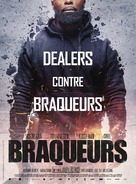 Braqueurs - French Movie Poster (xs thumbnail)