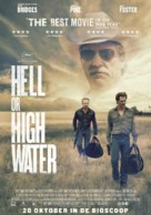 Hell or High Water - Dutch Movie Poster (xs thumbnail)