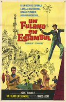 Estambul 65 - Argentinian Movie Poster (xs thumbnail)