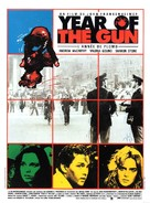 Year of the Gun - French Movie Poster (xs thumbnail)