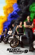 F9 - Polish Movie Poster (xs thumbnail)