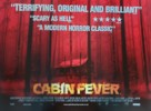 Cabin Fever - British Movie Poster (xs thumbnail)