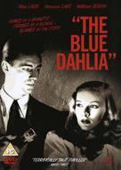The Blue Dahlia - British DVD cover (xs thumbnail)