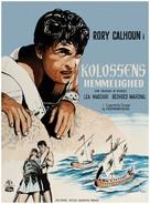 Colosso di Rodi, Il - Danish Movie Poster (xs thumbnail)