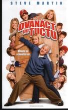 Cheaper by the Dozen - Czech DVD movie cover (xs thumbnail)