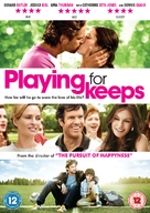 Playing for Keeps - British DVD movie cover (xs thumbnail)