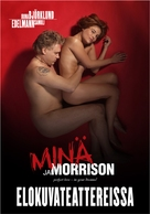 Minä ja Morrison - Finnish DVD cover (xs thumbnail)