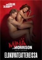 Minä ja Morrison - Finnish DVD movie cover (xs thumbnail)