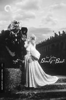 La belle et la bête - DVD cover (xs thumbnail)