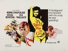 A Lovely Way to Die - British Movie Poster (xs thumbnail)