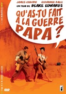 What Did You Do in the War, Daddy? - French Movie Cover (xs thumbnail)