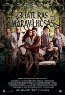 Beautiful Creatures - Portuguese Movie Poster (xs thumbnail)
