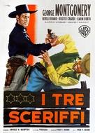 Badman's Country - Italian Movie Poster (xs thumbnail)