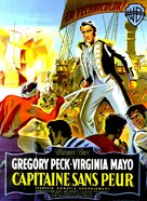 Captain Horatio Hornblower R.N. - French Movie Poster (xs thumbnail)