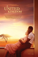 A United Kingdom - Movie Poster (xs thumbnail)