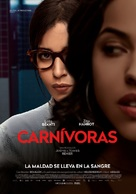 Carnivores - Mexican Movie Poster (xs thumbnail)