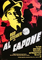 Al Capone - German Movie Poster (xs thumbnail)