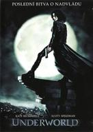 Underworld - Czech DVD movie cover (xs thumbnail)