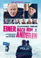 Kraftidioten - German Movie Poster (xs thumbnail)