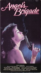 Angels' Brigade - VHS cover (xs thumbnail)