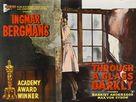 Såsom i en spegel - British Movie Poster (xs thumbnail)
