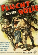 The Seven Women from Hell - German Movie Poster (xs thumbnail)