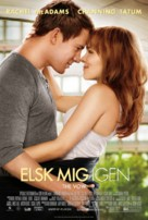 The Vow - Danish Movie Poster (xs thumbnail)