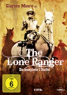 The Lone Ranger - German Movie Cover (xs thumbnail)