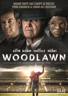 Woodlawn - French DVD movie cover (xs thumbnail)