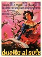 Duel in the Sun - Italian Movie Poster (xs thumbnail)