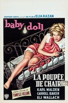 Baby Doll - Belgian Movie Poster (xs thumbnail)