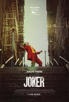 Joker - Vietnamese Movie Poster (xs thumbnail)