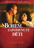 Children of a Lesser God - Czech DVD cover (xs thumbnail)