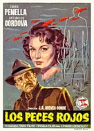 Los peces rojos - Spanish Movie Poster (xs thumbnail)