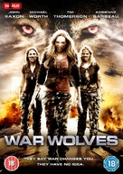 War Wolves - British Movie Cover (xs thumbnail)