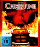 Christine - German Movie Cover (xs thumbnail)