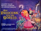 The Princess and the Goblin - British Movie Poster (xs thumbnail)