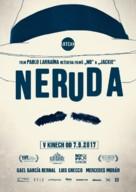 Neruda - Czech Movie Poster (xs thumbnail)