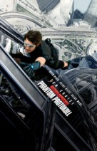 Mission: Impossible - Ghost Protocol - German Movie Poster (xs thumbnail)