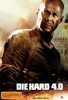 Live Free or Die Hard - Australian Movie Poster (xs thumbnail)