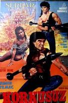 Korkusuz - Turkish Movie Poster (xs thumbnail)
