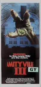 Amityville 3-D - Australian Movie Poster (xs thumbnail)