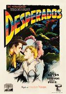 The Desperadoes - Italian Movie Poster (xs thumbnail)