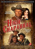 """The High Chaparral"" - Dutch DVD cover (xs thumbnail)"
