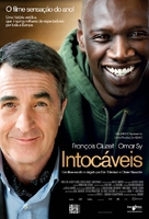 Intouchables - Brazilian Movie Poster (xs thumbnail)