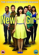 """New Girl"" - British DVD movie cover (xs thumbnail)"