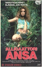 'Gator Bait - Finnish VHS cover (xs thumbnail)