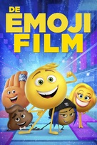 The Emoji Movie - Dutch Movie Cover (xs thumbnail)